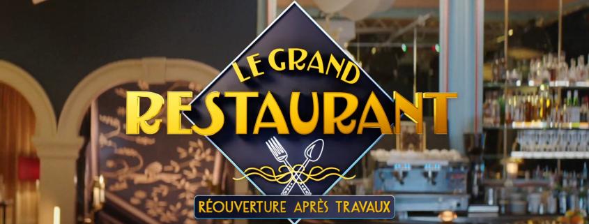 Le Grand Restaurant 3 réalisé par Romuald Boulanger et Pierre Palmade